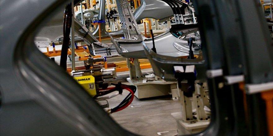 Bir milyon 286 bin 242 adet araç üretildi
