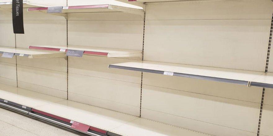 İngiltere'de 1.5 milyon kişinin karantinada yiyecek bulamadığı açıklandı