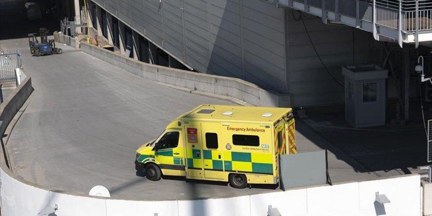 İngiltere'de Kovid-19 nedeniyle ölenlerin sayısı 38 bin 489'a yükseldi