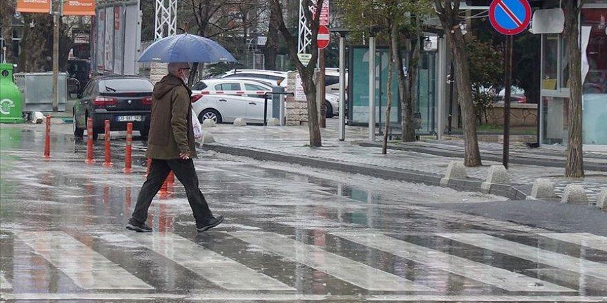 Ramazanı Akdeniz üzerinden gelen yağmurlu hava karşılayacak