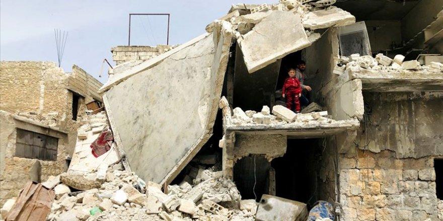 İdlib'de ateşkesten sonra evine dönen sivillerin sayısı 185 bine ulaştı
