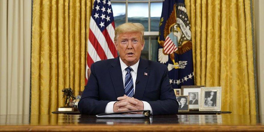 ABD Başkanı Trump 'heykelleri koruma' kararnamesine imza attı