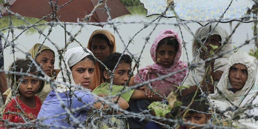 AB'den Myanmar'a Arakanlı Müslümanlar için çağrıda bulundu