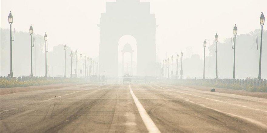 Hindistan'da son 10 yılın sıcaklık rekoru kırıldı