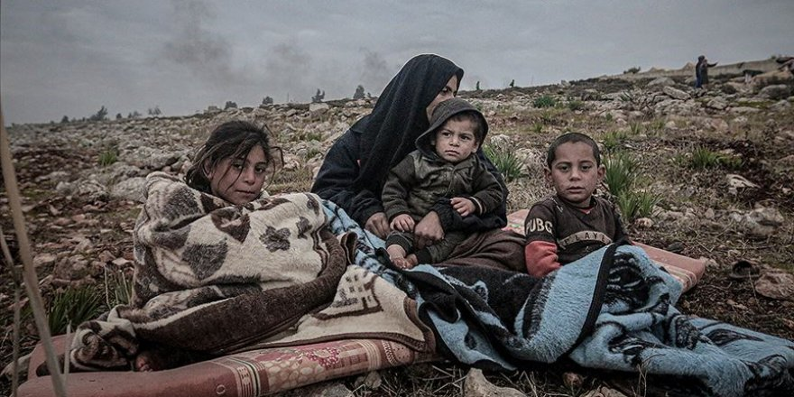 Dünya genelinde 50 milyondan fazla kişi ülke içinde yerinden edildi