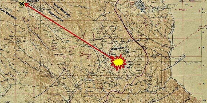 Irak Musul'daki 'meteor çarpması sonucu 1888 yılında bir kişinin öldüğü' bilgisi Osmanlı arşivlerinde