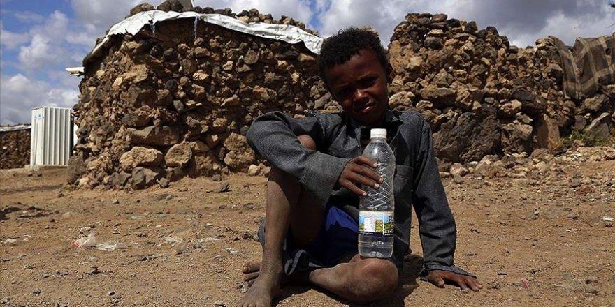 Yemenlilerin üçte ikisi temiz suya erişemiyor