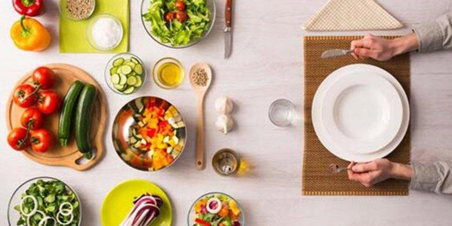 Uzmanından Ramazan'da doğru ve sağlıklı beslenme tavsiyesi