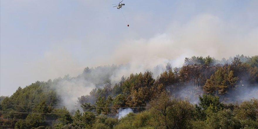 Orman yangınlarında bu yıl ilk kez İHA'lar kullanılacak
