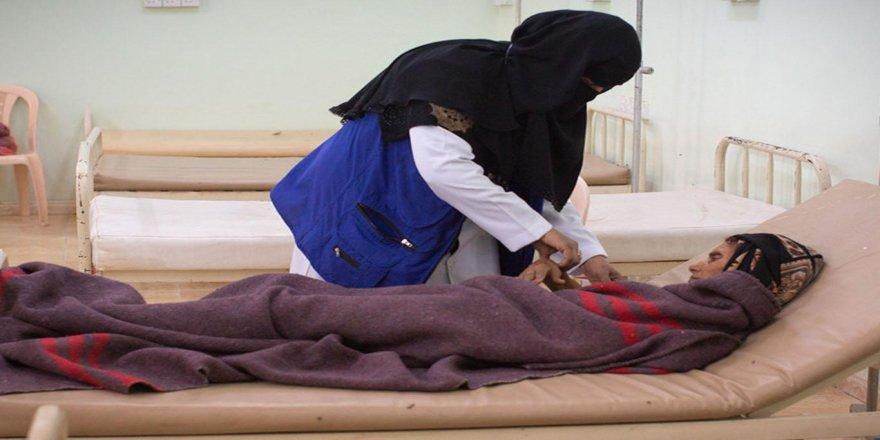 Nijerya'da kolera salgını: Ölenlerin sayısı artıyor