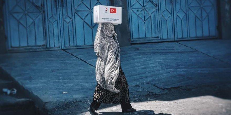 Gana'da Türk yardım kuruluşları ramazanda 2 bin 855 erzak paketi dağıttı