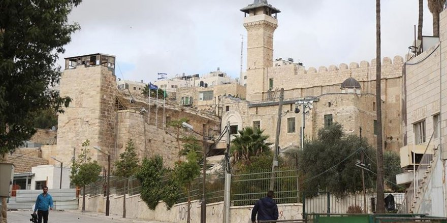 UNESCO'ya Harem-i İbrahim Camisi'ni İsrail'den koru çağrısı
