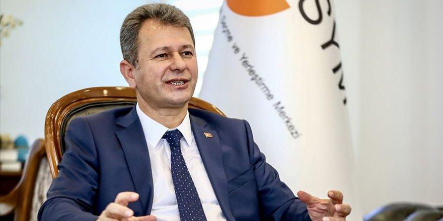 ÖSYM Başkanı Aygün ALES sonuçlarının bugün açıklanacağını duyurdu