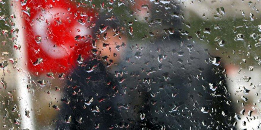 Meteorolojiden 5 il için yağış uyarısı