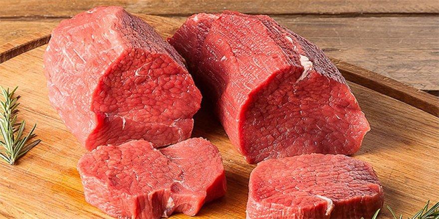 Beyaz ve kırmızı et satışları Kovid-19 salgınıyla düştü