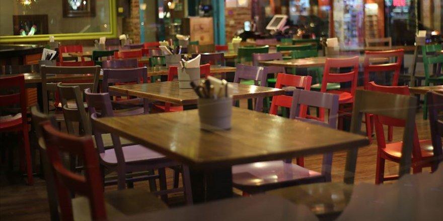 Lokanta, restoran, kafe, kıraathane, çay bahçesi gibi işletmelerin çalışma saati kısıtlaması kalktı