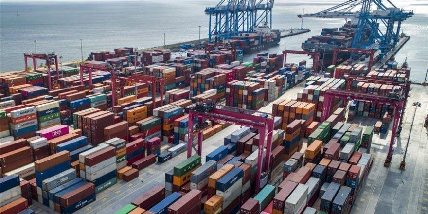 Haziran ayında ihracatın ithalatı karşılama oranı yüzde 82'ye yükseldi