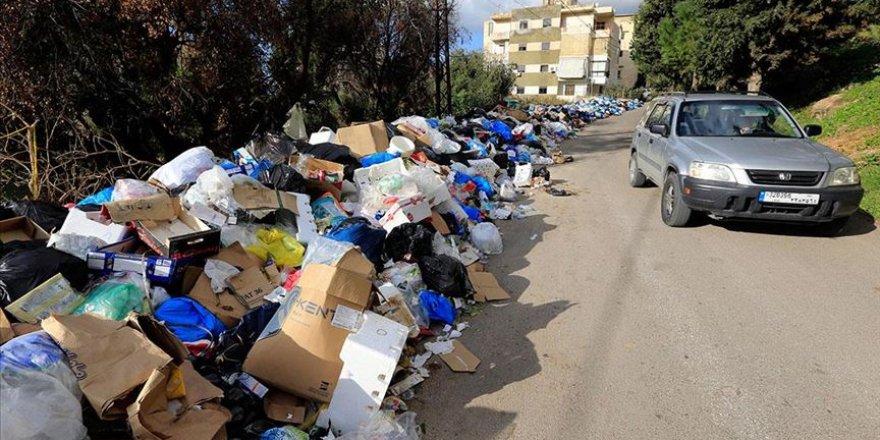 Lübnan'da çöp krizi yeniden gündemde