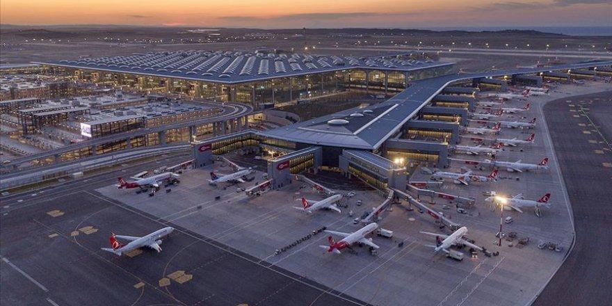 İstanbul Havalimanı dünyada ilk  sağlık sertifikası alan havalimanı oldu
