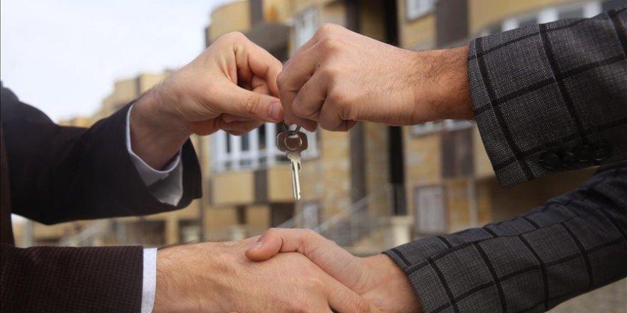Yabancıya konut satışı 4 ayda yüzde 19 arttı