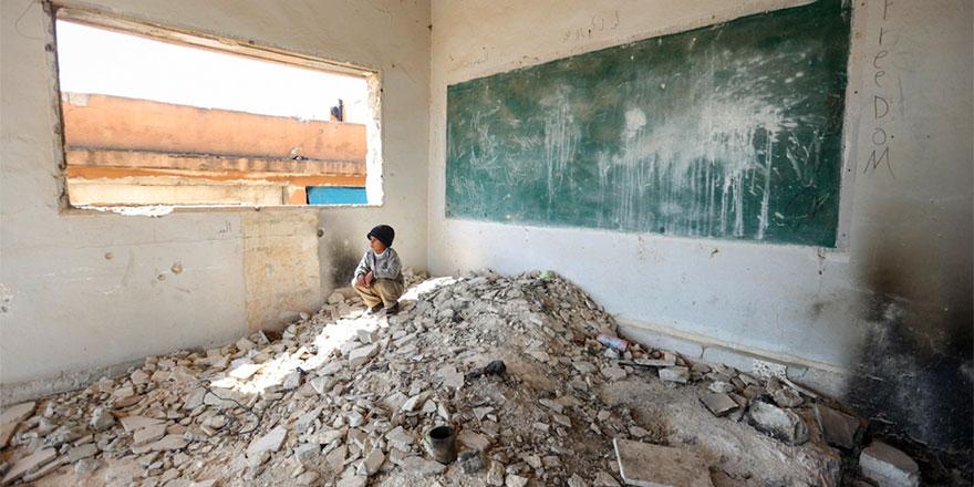 Af Örgütü: Suriye'de rejim ve Rus güçleri sivilleri bilerek hedef alıyor