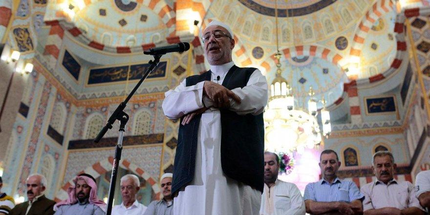 Erbil'de kısıtlamalar kaldırıldı, camilerde ilk teravih namazı kılındı