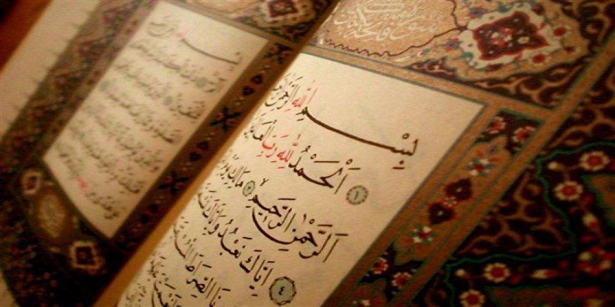 Bu ayda Kur'an-ı Kerim'i hayatımıza ve gündemimize taşımalıyız