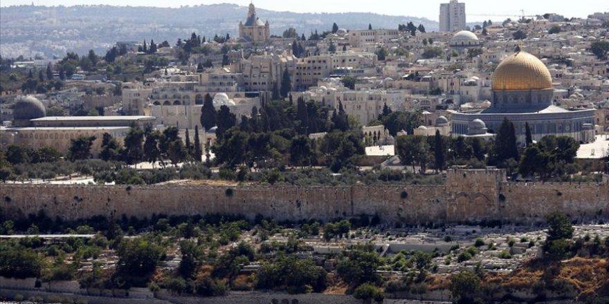 En yüksek sesle ifade ediyoruz ki Kudüs Müslümandır ve öyle kalacaktır