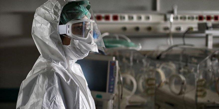 Dünya genelinde Kovid-19'dan iyileşenlerin sayısı 2 milyon 400 bini geçti