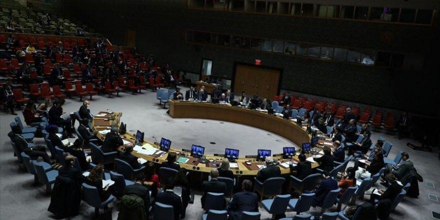 BMGK, İsrail saldırılarını görüşmek için pazar günü toplanacak