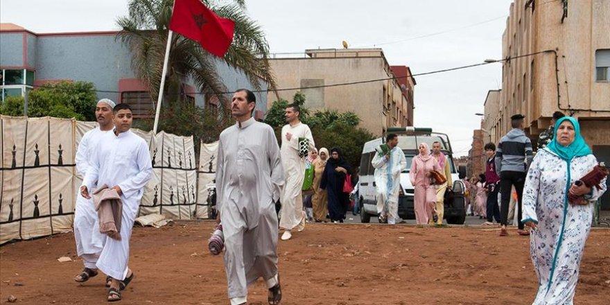 Fas'ta Ramazan Bayramı namazı evlerde kılınacak