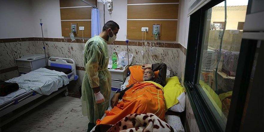Abluka altında tutulan Gazze'de İsrail hastaları ölüme terk ediyor