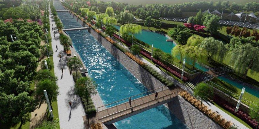 TOKİ 81 ilde 154 millet bahçesi yapacak
