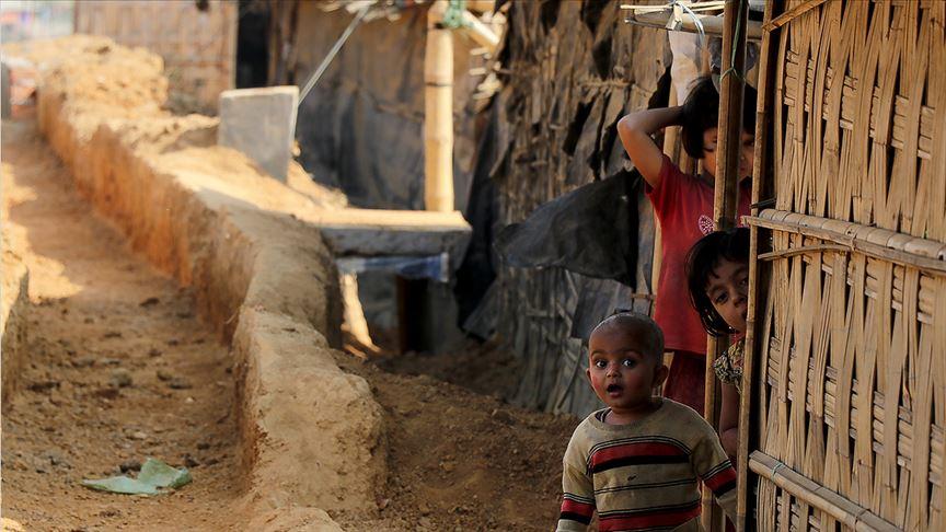 Arakanlı çocuklar, eğitimden mahrum büyüyor