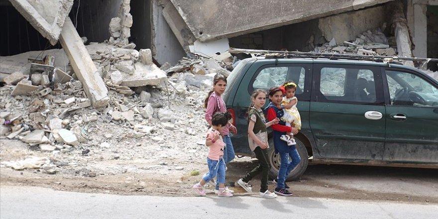 İslam Dünyası Sivil Toplum Kuruluşları Birliği'nden 'İdlib ile dayanışma' mesajı