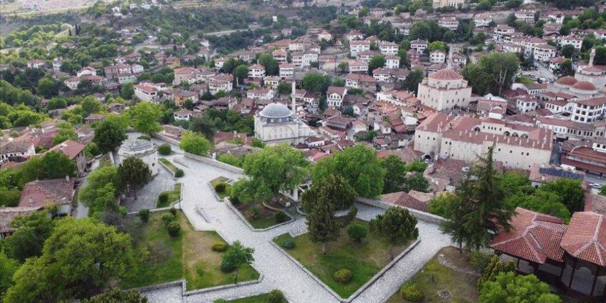 Safranbolu'daki tarihi namazgahlarda cuma namazı heyecanı