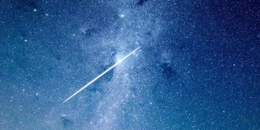 Türkiye'ye düşen meteorun atmosfere giriş hızı saatte 54 bin kilometre