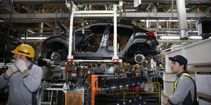 Sakarya'da 4 ayda üretilen 72 bin 116 aracın yüzde 85'i ihraç edildi