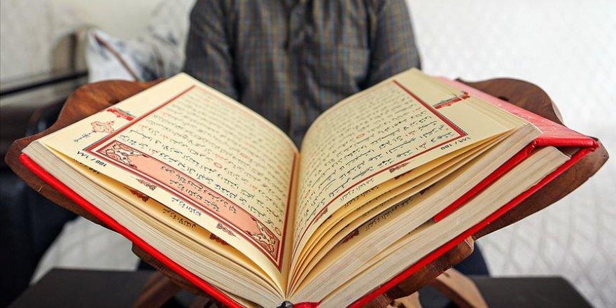 Kur'an-ı Kerim'i Güzel Okuma Yarışması başvuruları için son gün