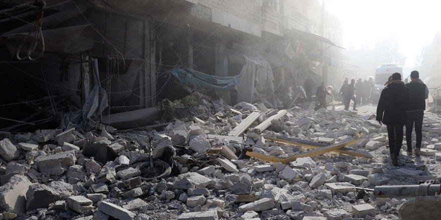 Suriye'deki iç savaşta geçen ay 125 sivil can verdi