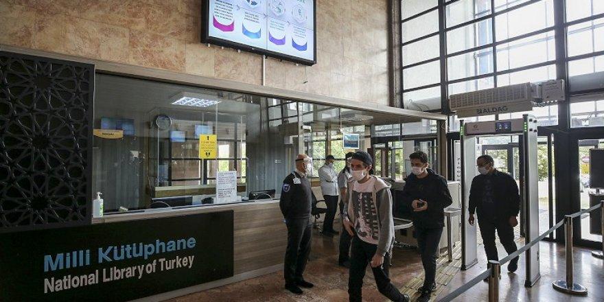'Türkiye'nin Hafızası' Milli Kütüphane kapılarını açtı