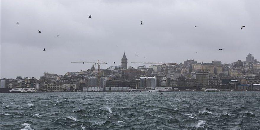 Marmara Bölgesi'nde sağanak bekleniyor