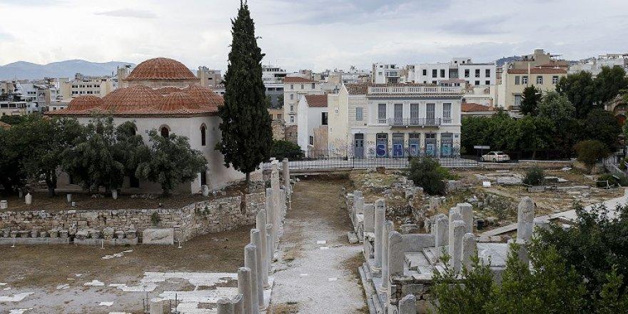 Atina camisi olmayan tek başkent, Fethiye Camisi ise sergi salonu