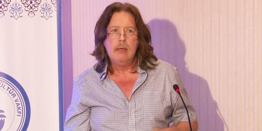 Prof. Colin Turner: 'İslâmî' yiyecek, giyinme, sanat, mimari, bilim, müzik yoktur