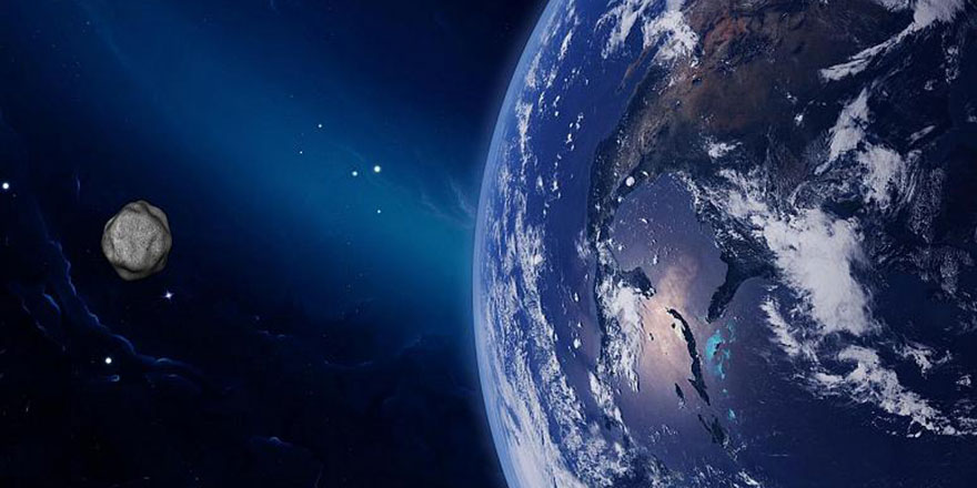 Cumartesi günü dev bir göktaşı Dünya'nın yakınından geçecek