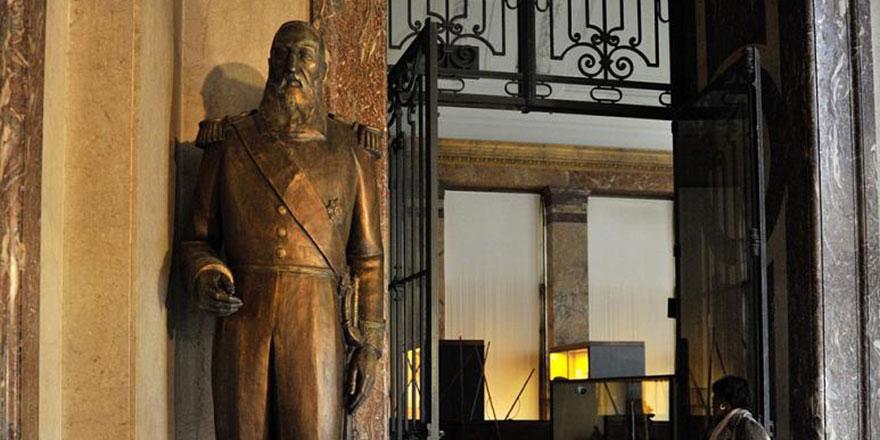 Belçika'da heykellerin kaldırılması için kampanya başlatıldı