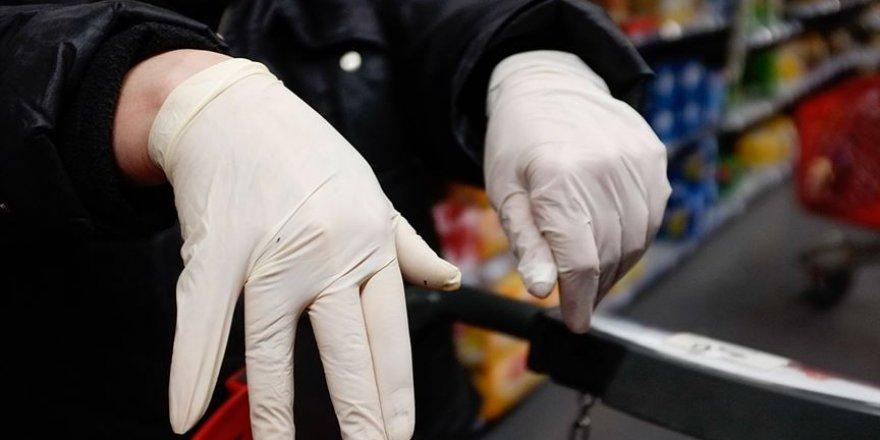 Maske ve eldivenler için 8-10 saat uyarısı