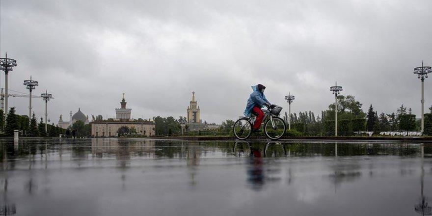 Rusya'da Kovid-19 tespit edilenlerin sayısı 771 bini aştı
