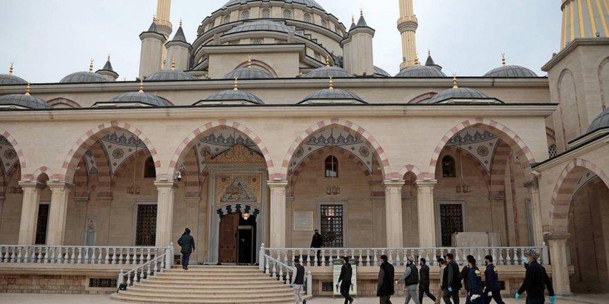 Kafkasya'da da camiler açılmaya başladı