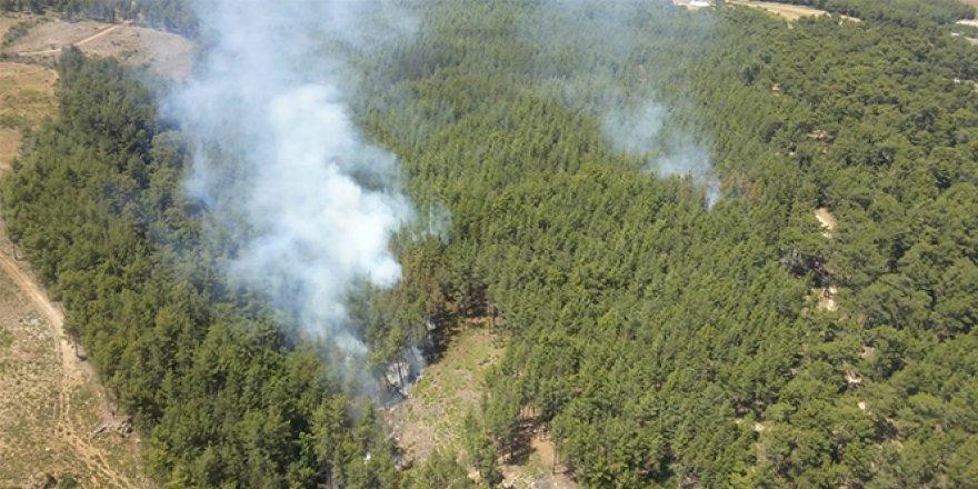 Orman yangınlarına İHA ve yapay zekalı müdahale